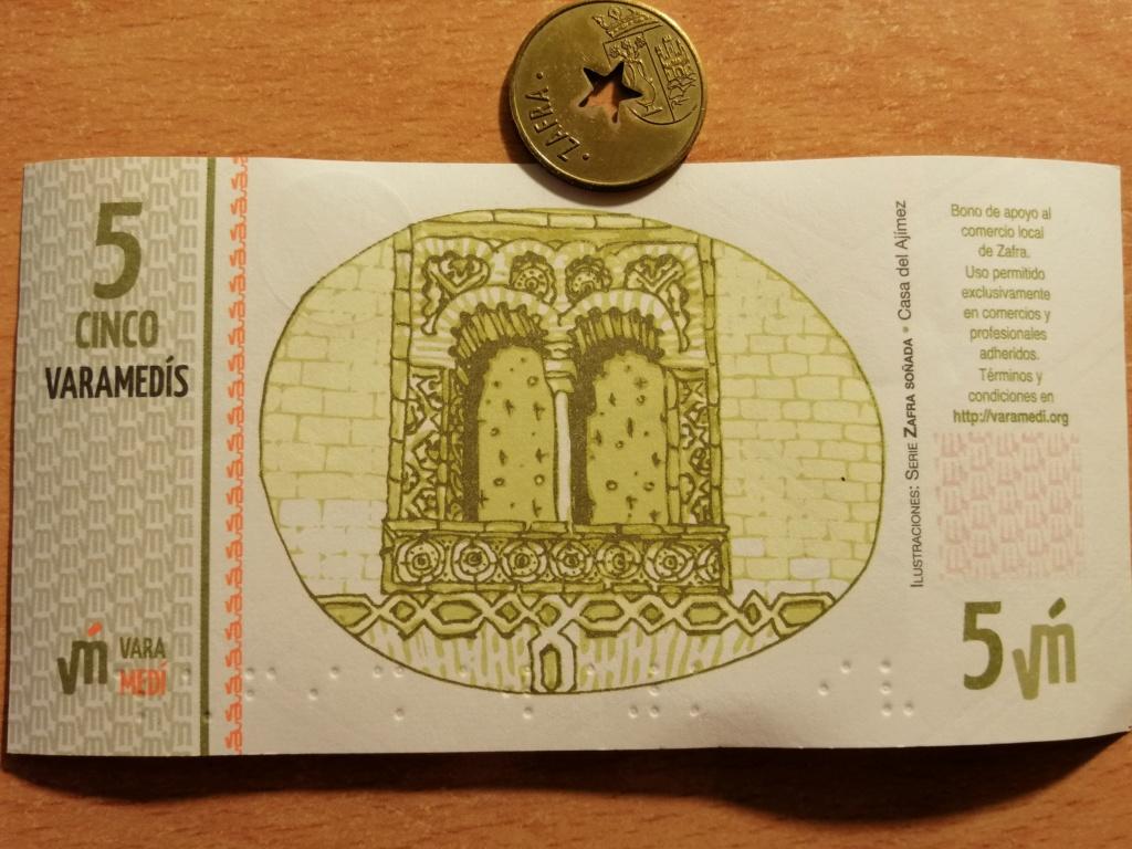La moneda local de Zafra, El Varemedí Img_2045