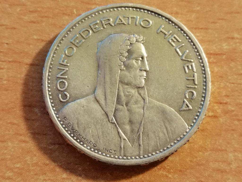 5 Francos Suiza 1933 Img_2115