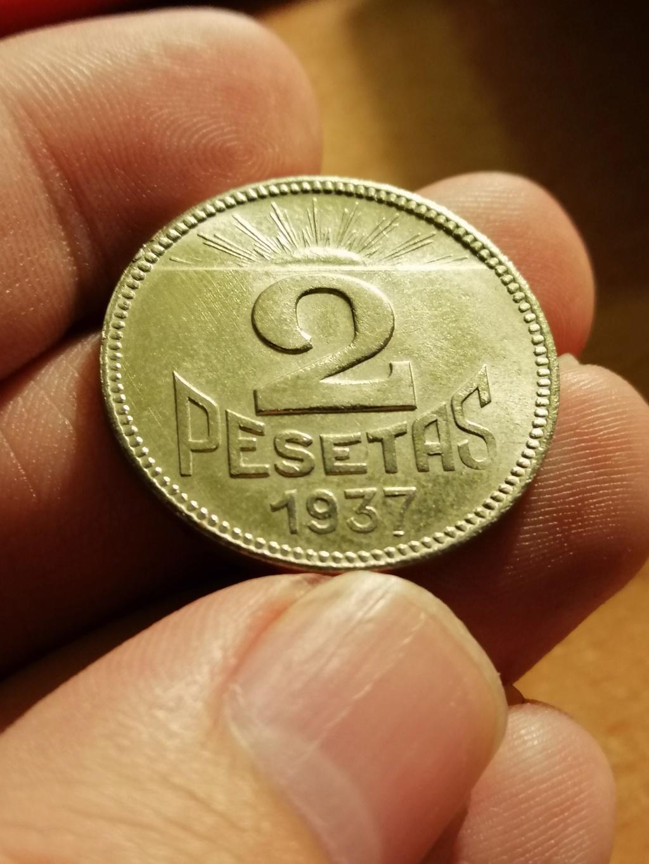 2 Pesetas consejo de Asturias y León 1937 Img_2331
