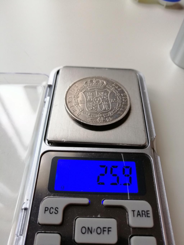 8 REALES COLUMNARIO. FIN DE LA ODISEA Peso_210