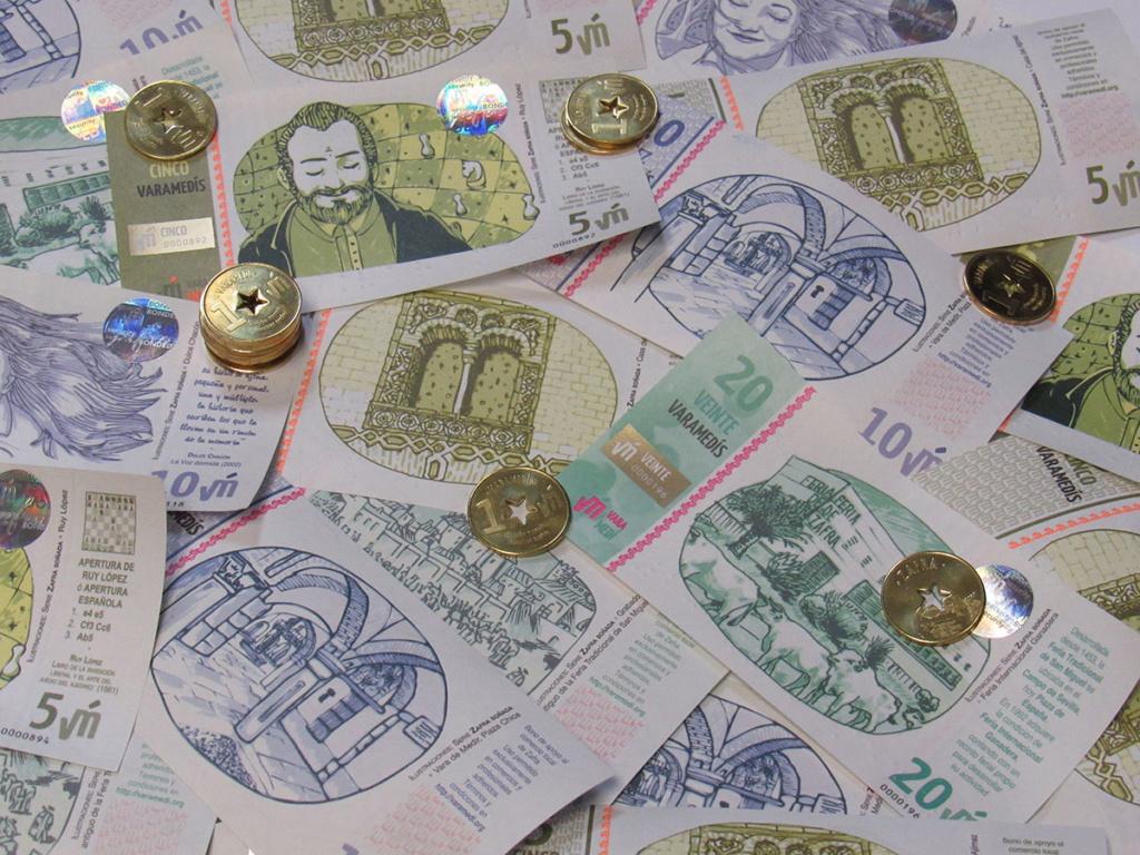 La moneda local de Zafra, El Varemedí Varame11