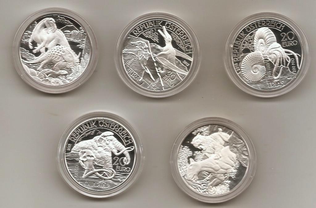 MONEDAS DE 20 EUROS DE AUSTRIA Escane19