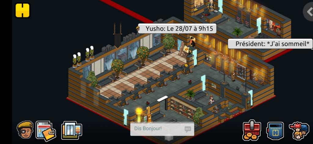 [G.N] Rapport d'activité de Yusho - Page 2 Screen33