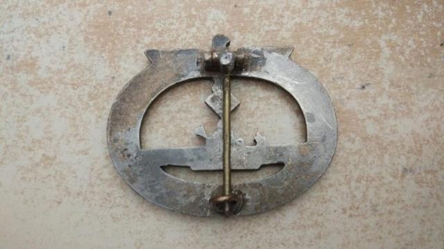 Badge U-Boot   89341010
