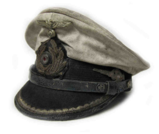 Comment patiner / vieillir Schirmmutze U-boot ? Captur10