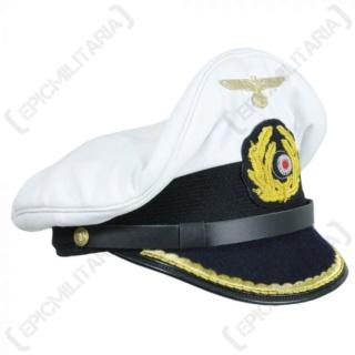 Comment patiner / vieillir Schirmmutze U-boot ? Sku25410