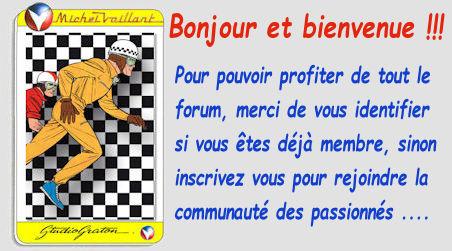 Le Forum du Fan Club de Michel Vaillant et Jean Graton Conexf11