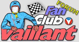 Le Forum du Fan Club France de Michel Vaillant et Jean Graton
