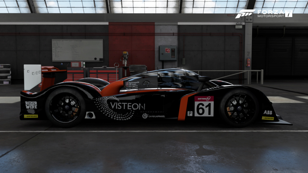 TEC R1 24 Hours of Daytona - Livery Inspection - Page 6 410