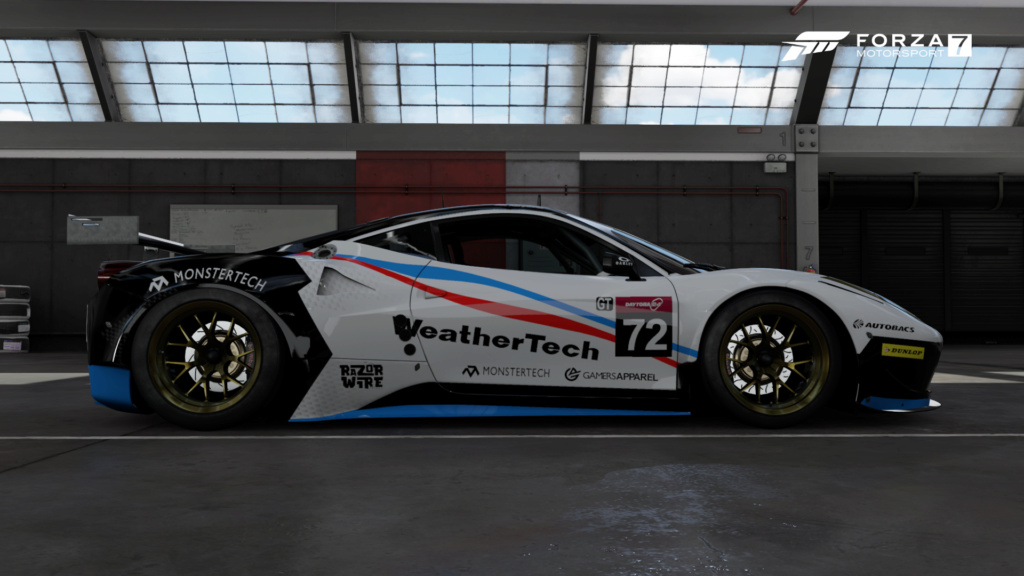 TEC R1 24 Hours of Daytona - Livery Inspection - Page 7 610