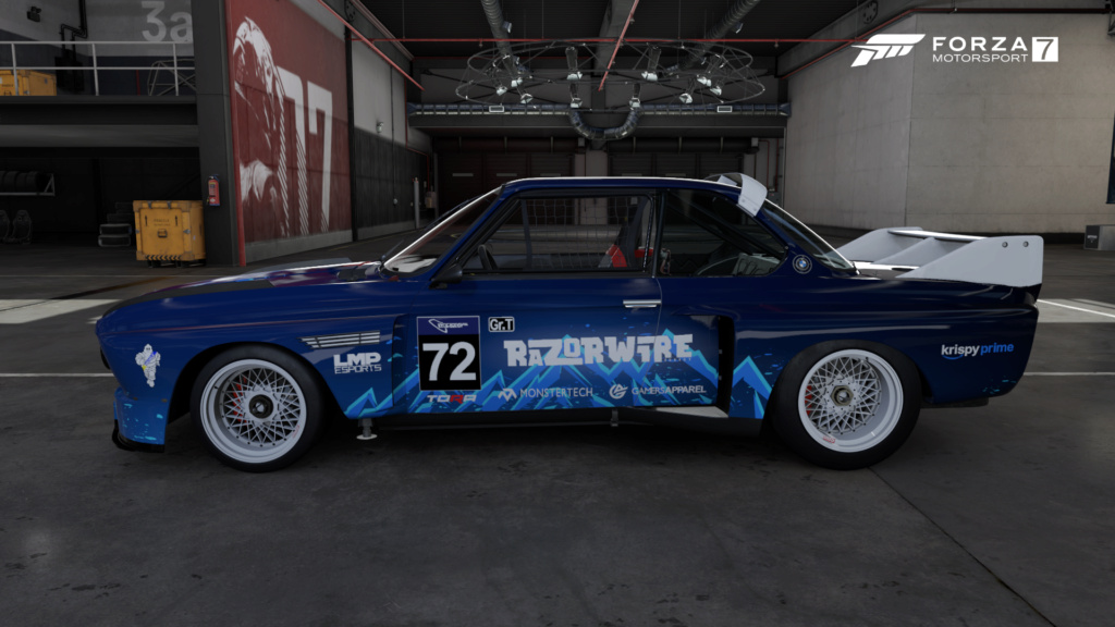 TEC R4 24 Heures du Mulsanne - Livery Inspection - Page 7 72_sid10