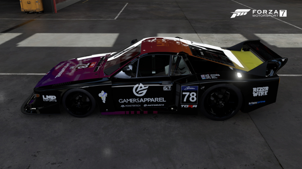 TEC R4 24 Heures du Mulsanne - Livery Inspection - Page 6 78_sid10