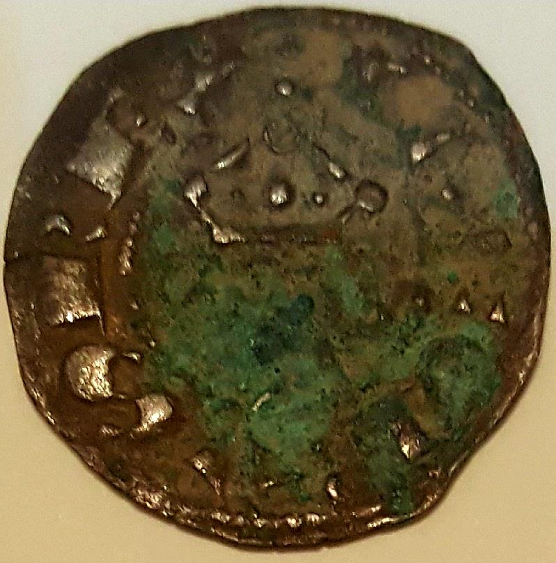 5 dineros Jaime I. Valencia 314