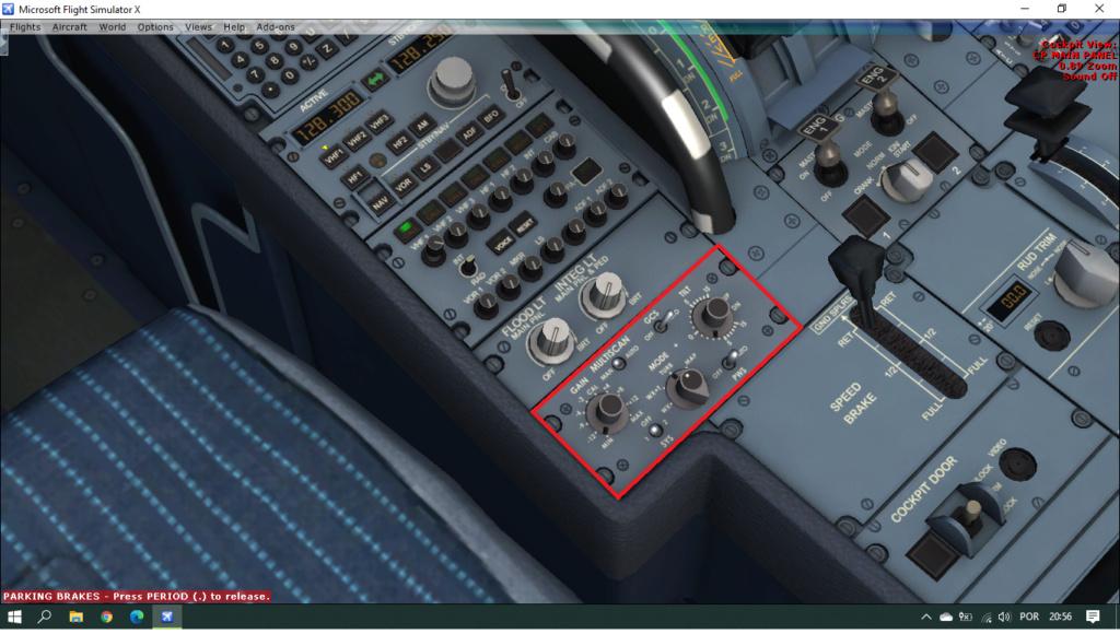 Weather Radar Aerosoft Weathe10
