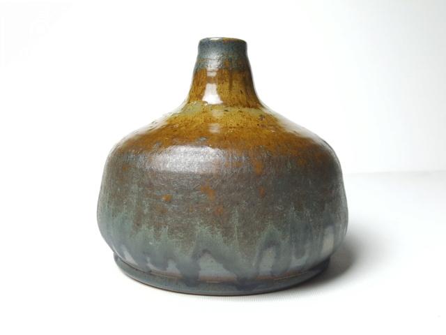 German pottery VASE ID Handarbeit 20200710