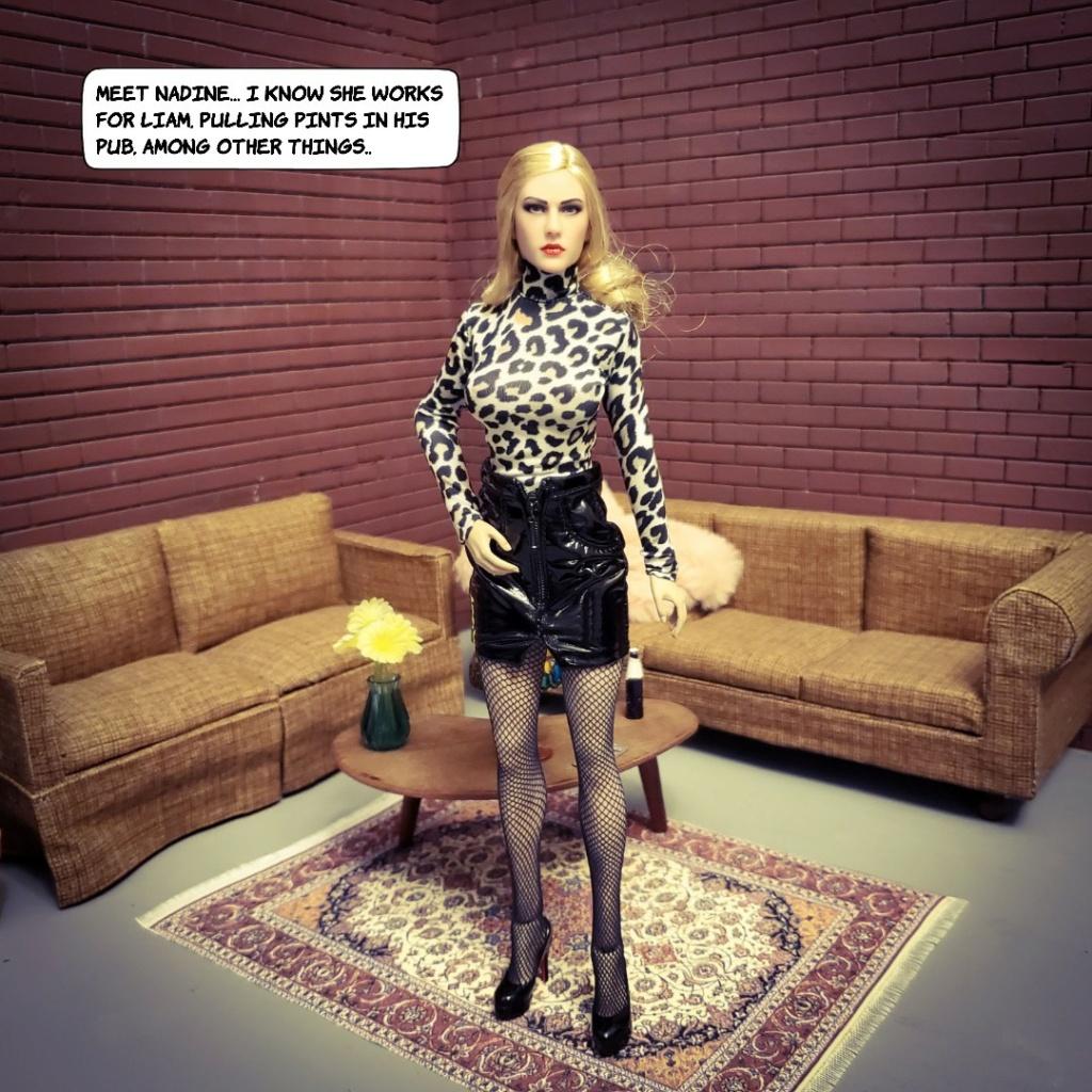 Nadine Arrives (S25) Comica57