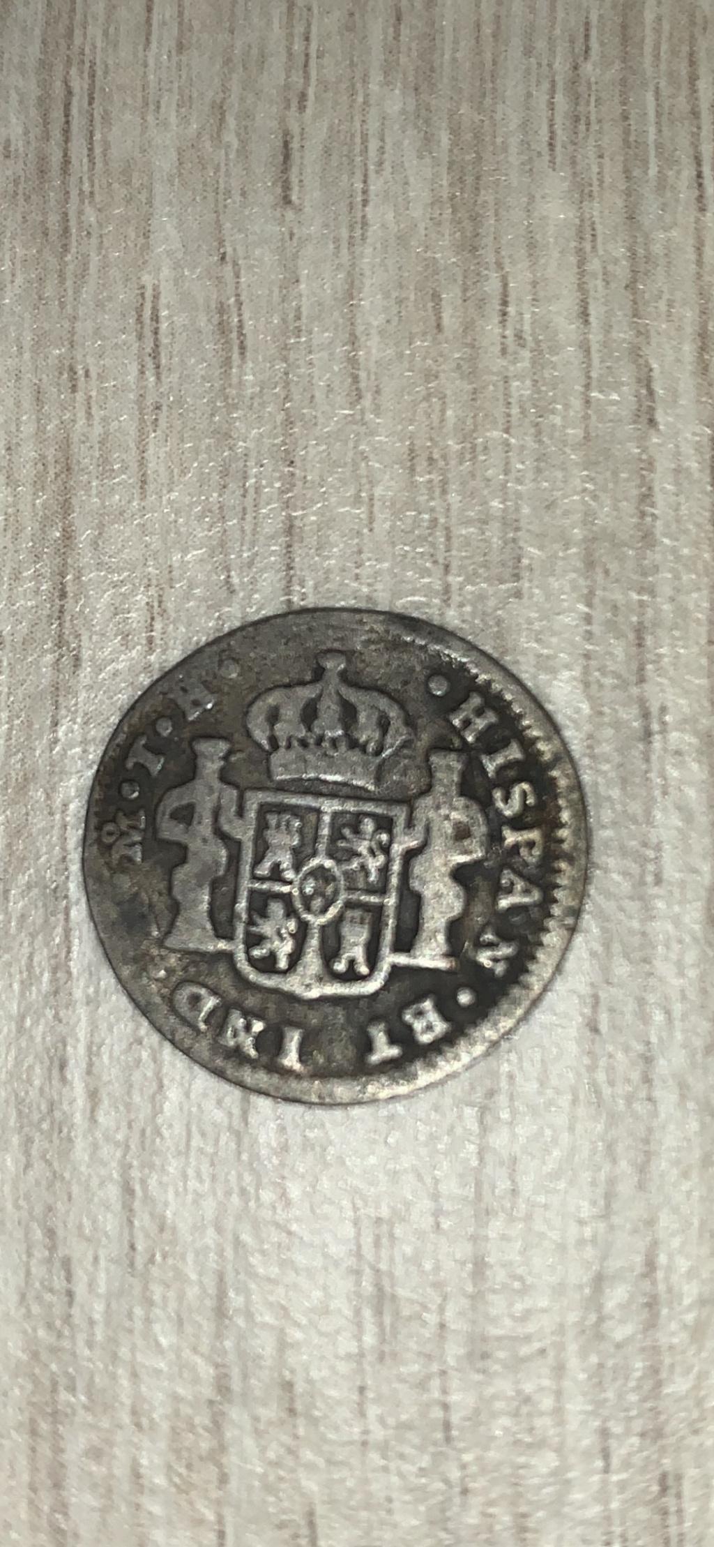 1/2 Real México 18XX TH. Fernando VII. Busto imaginario E9fcf610