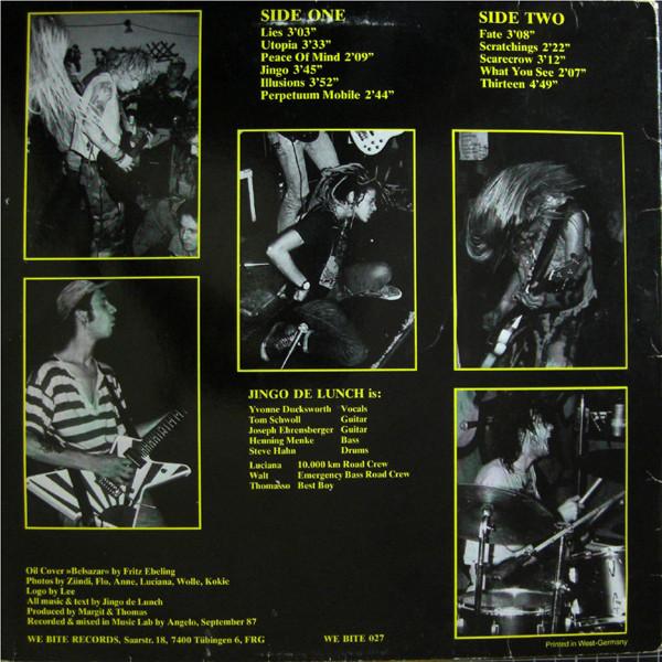 Discos favoritos de PUNK R-381013