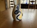 Mid Century Danish Vase by G. M. Loholt  4f917710