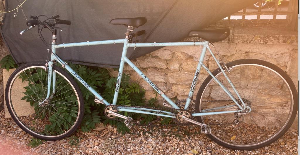 Vélo LEJEUNE Captur10