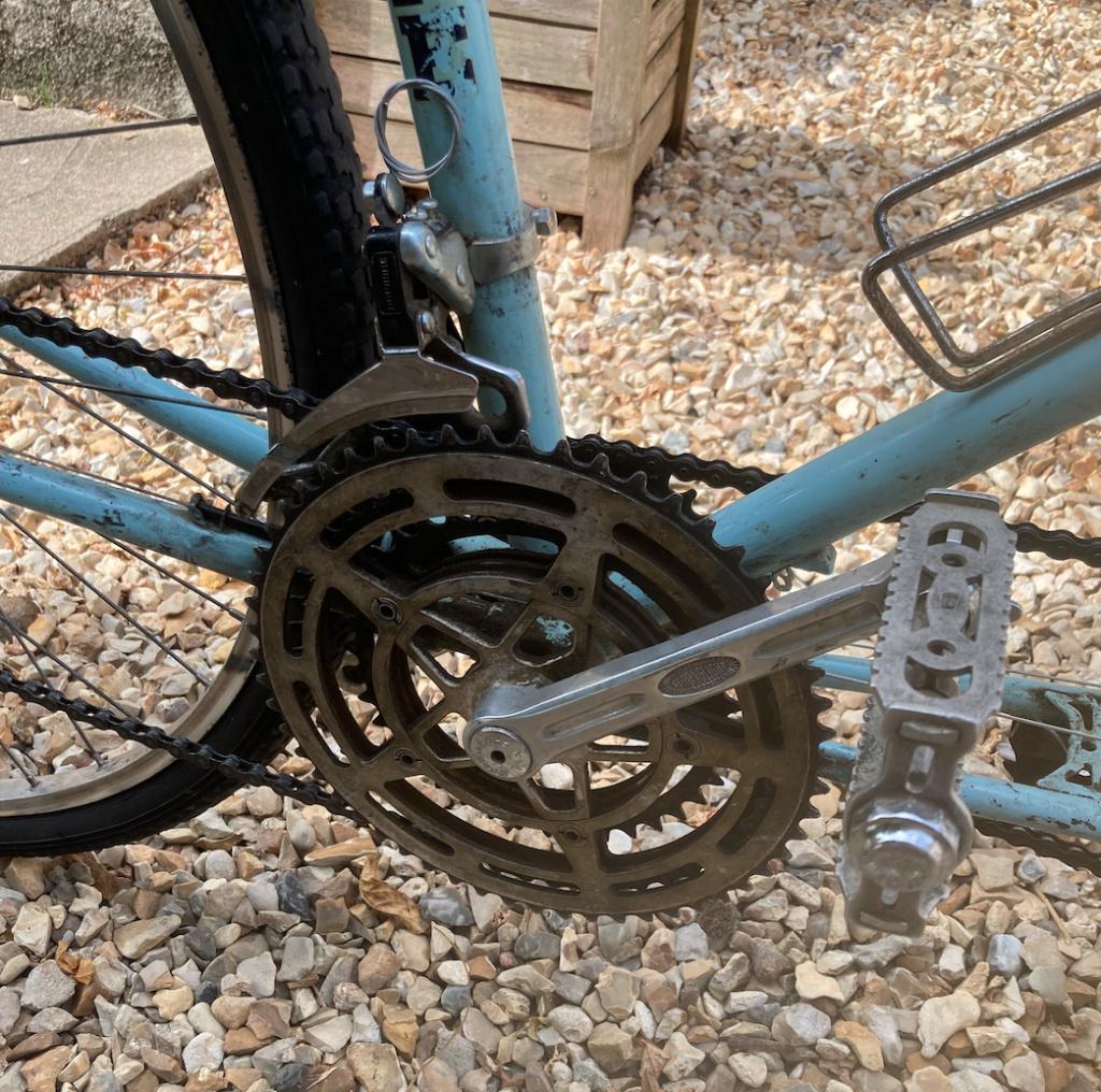Vélo LEJEUNE Captur11