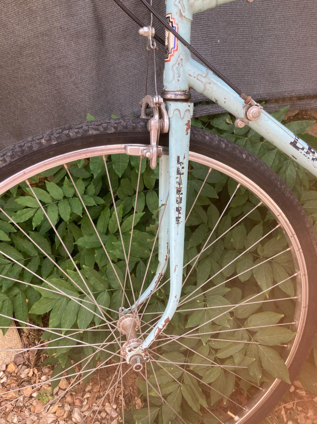 Vélo LEJEUNE Captur13