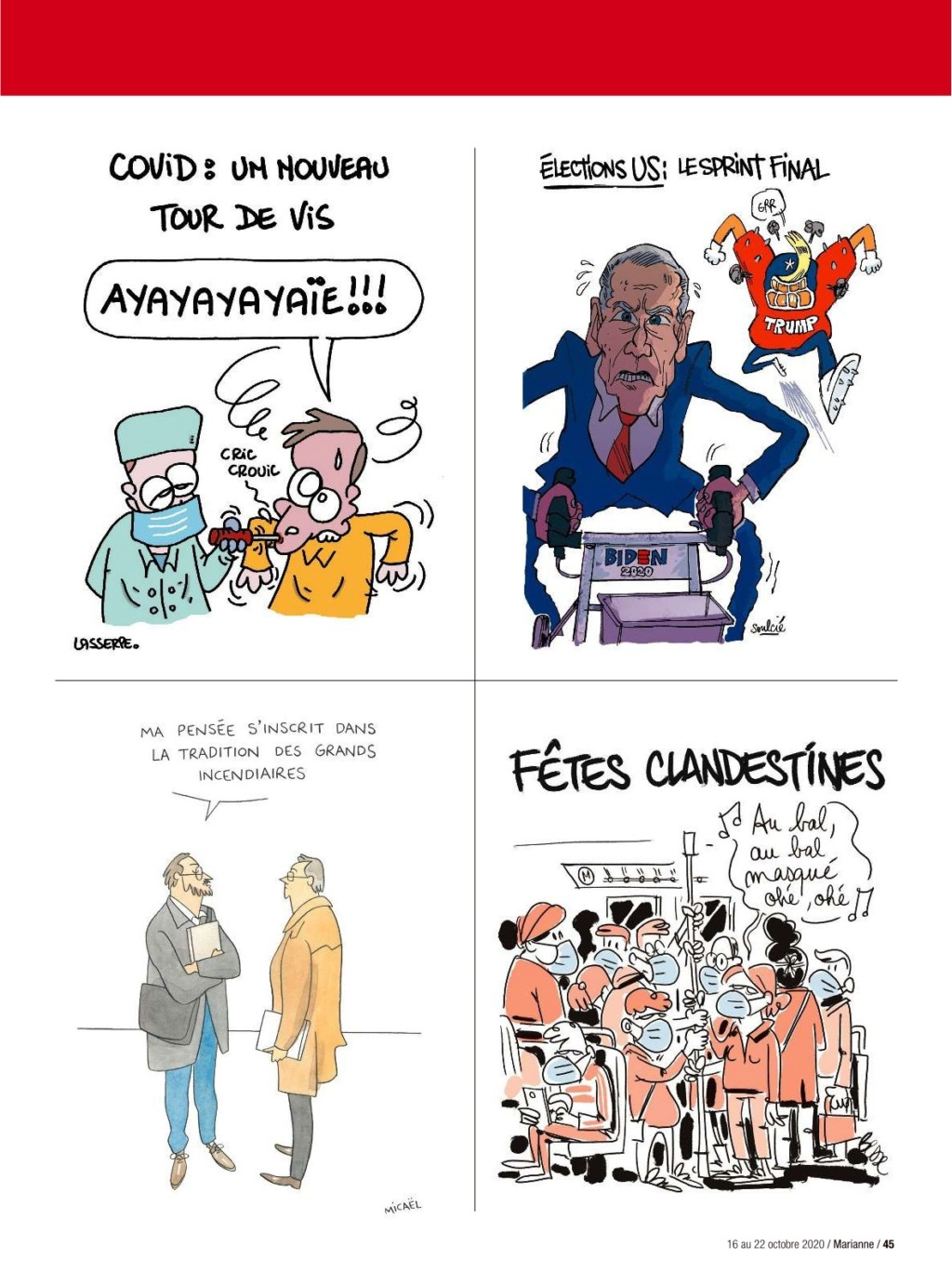 Marianne :humour  2020_130