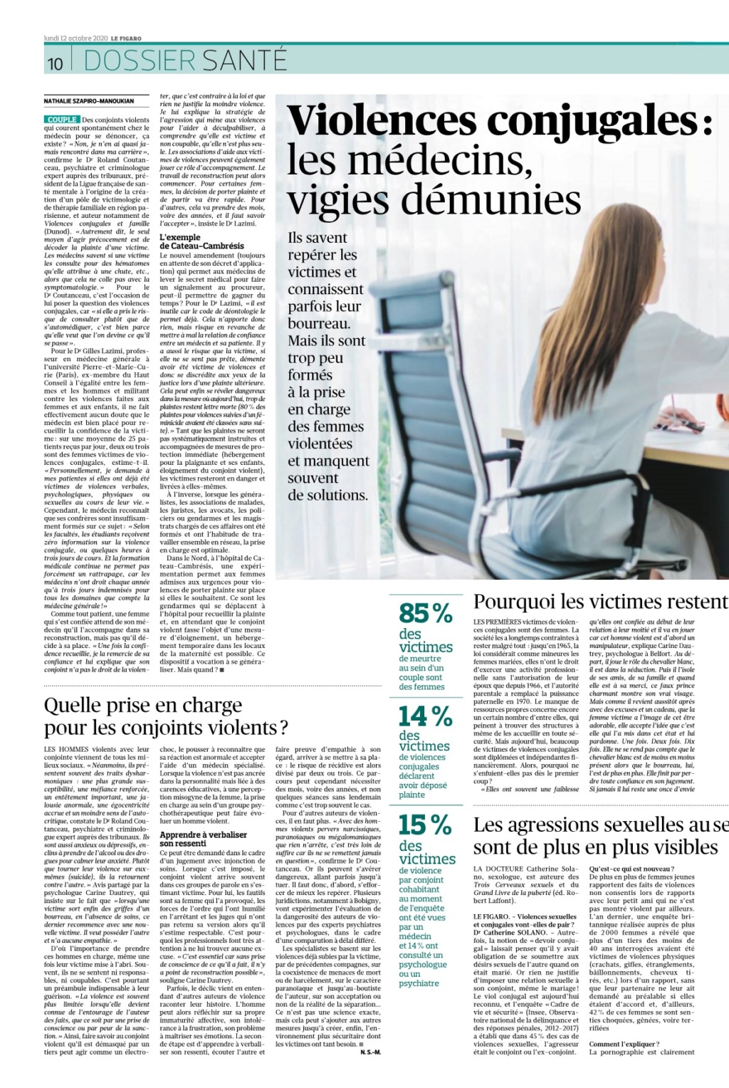 Figaro:Violences conjugales Lefiga14