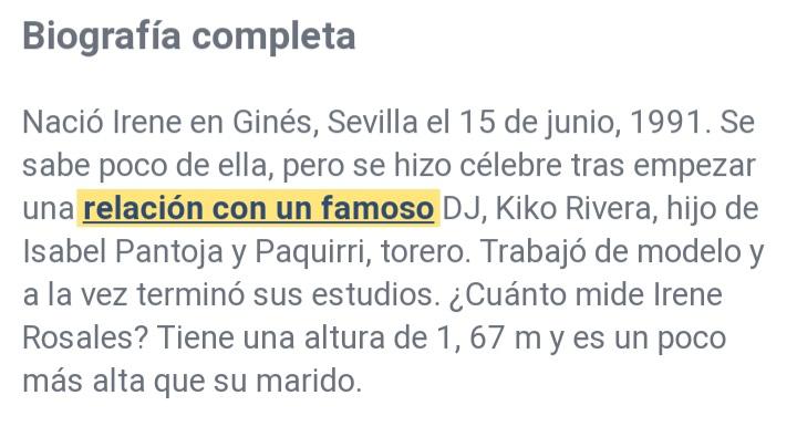 ¿Cuánto mide Kiko Rivera? - Estatura y peso - Página 12 20210917