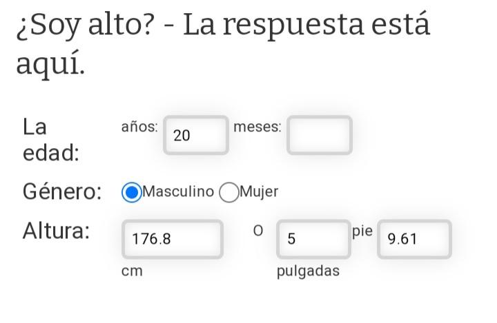 ¿Cuánto mide RobleisIUTU? - Altura - Real height - Página 2 20211012