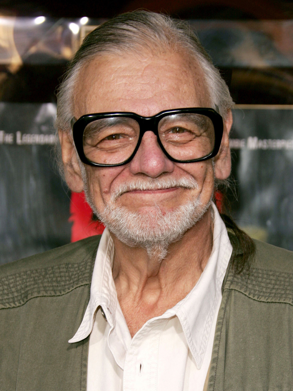 ¿Cuánto mide George A. Romero? - Altura - Real height 39683010