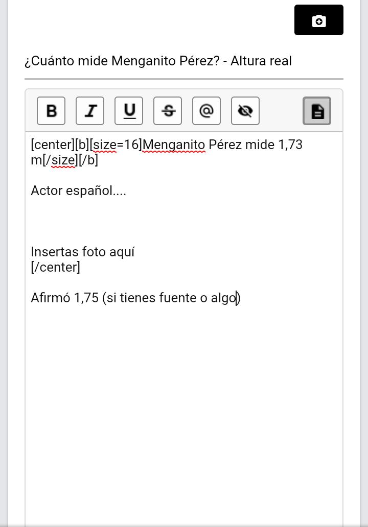 ¿Cuánto mide Luis Amado?  Img_2114