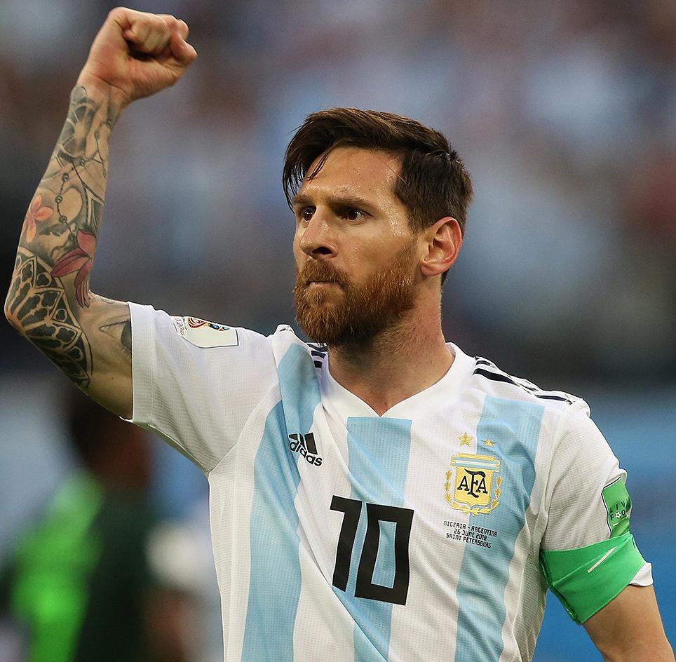 ARGENTINA - Etnografía, cultura y mestizaje - Página 13 Messi_10