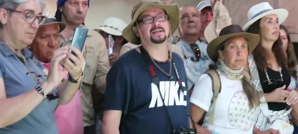 """¿Cuánto mide José Luis Camacho """"JL"""" de (Mundo Desconocido)? - Estatura real  Screen13"""