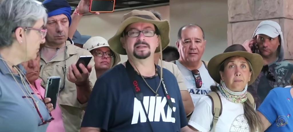 """¿Cuánto mide José Luis Camacho """"JL"""" de (Mundo Desconocido)? - Estatura real  Screen18"""