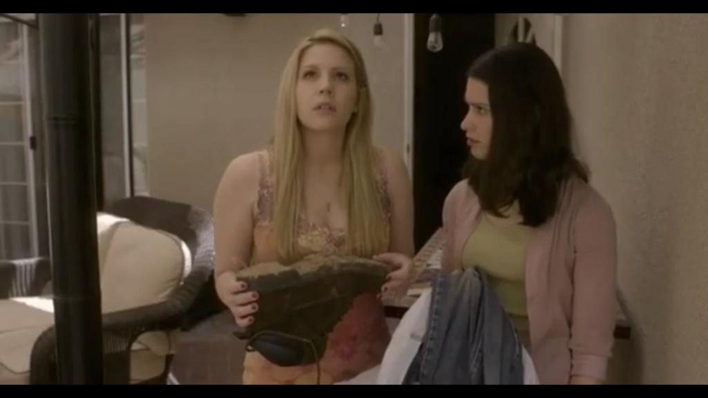 ¿Cuánto mide Trista Robinson? - Altura - Real height Screen19
