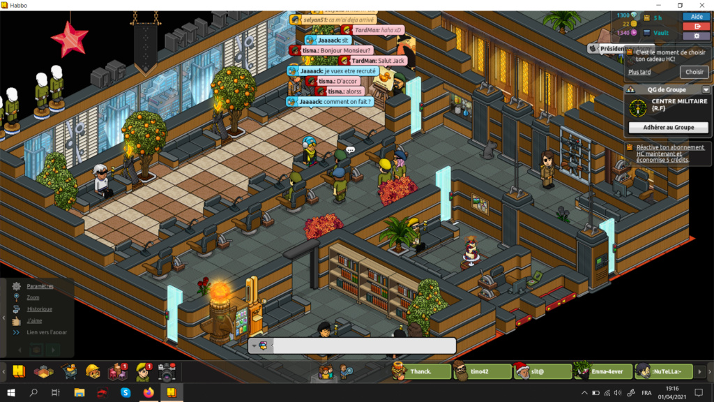 [C.M] Rapports d'activités de TardMan 1-4-2011