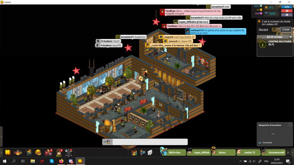 [C.M] Rapports d'activités de TardMan 4-3-2010