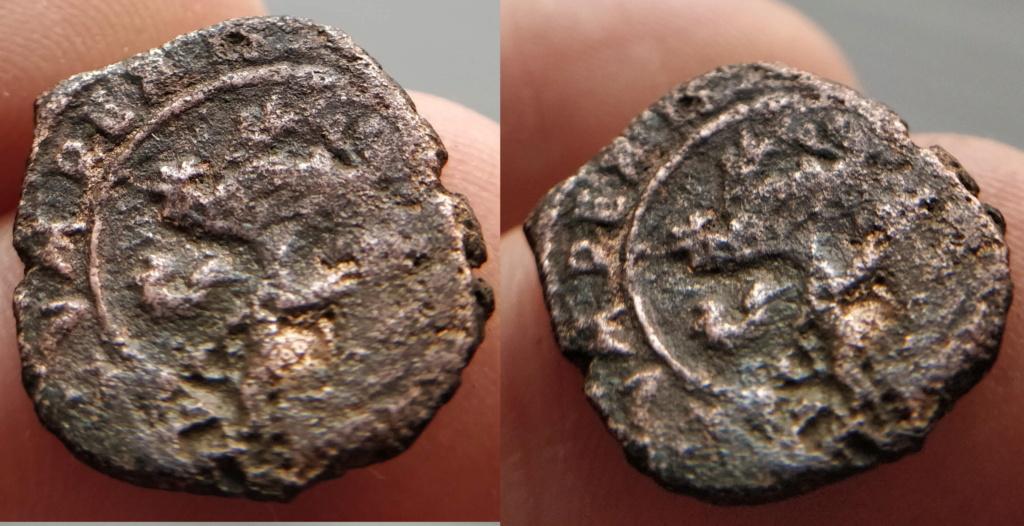 4 maravedis de Burgos de Felipe ..... Lion10
