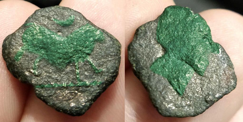 Moneda de Castulo Rgb214