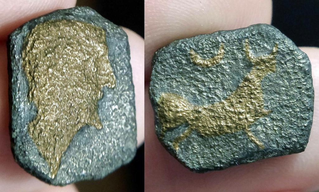 Moneda de Castulo Rgb215