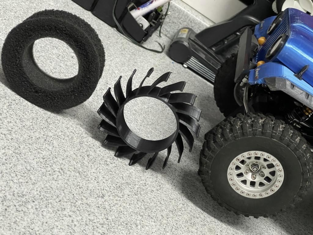 Nouvelle mousse de pneu 7bc18510