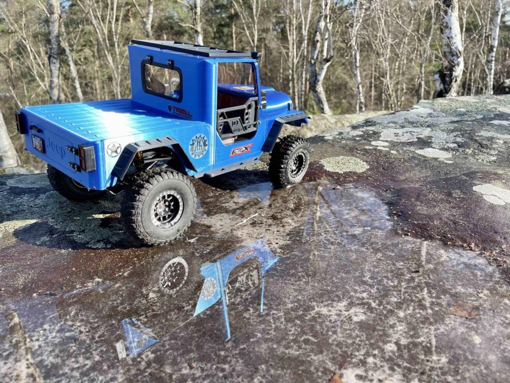 Camion Zil 131 6x6 impression 3D avec balancier totalement fait maison - Page 2 Img_8914