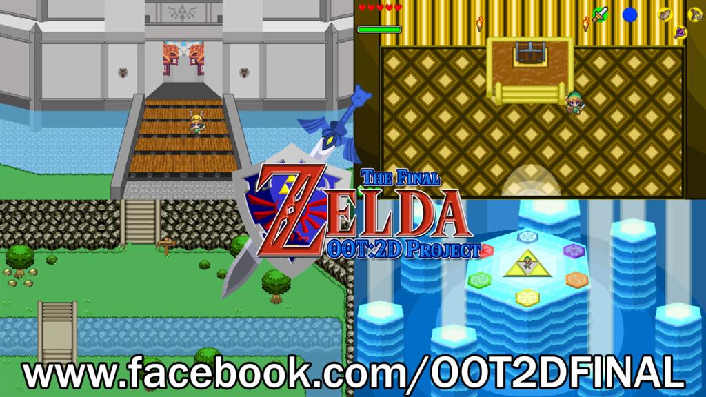 Ocarina of Time 2D Ad10