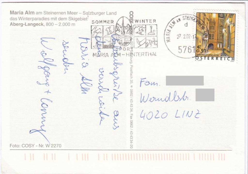 Ferienland Österreich - Dauermarkenserie Img30