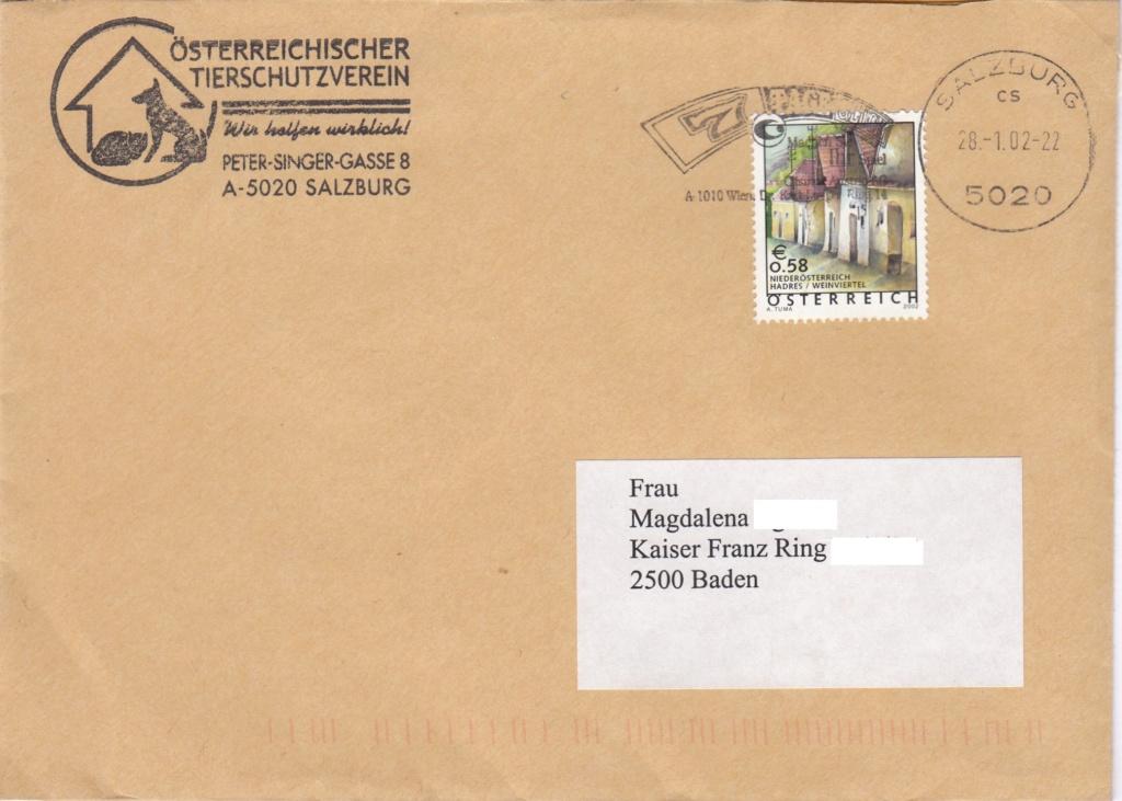Ferienland Österreich - Dauermarkenserie Img36