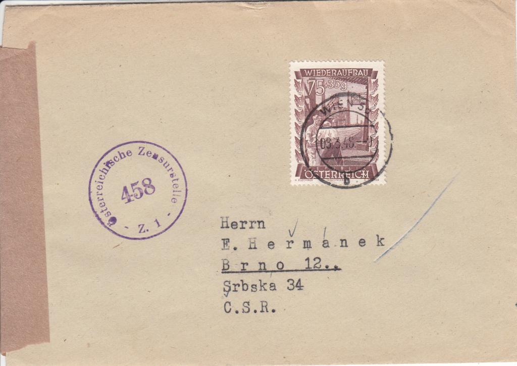 Sammlung Bedarfsbriefe Österreich ab 1945 - Seite 16 Img48