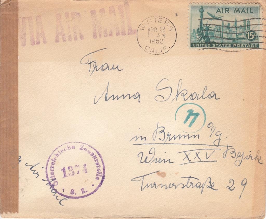 Zensurnebenstempel Österreich nach 1945 Img51