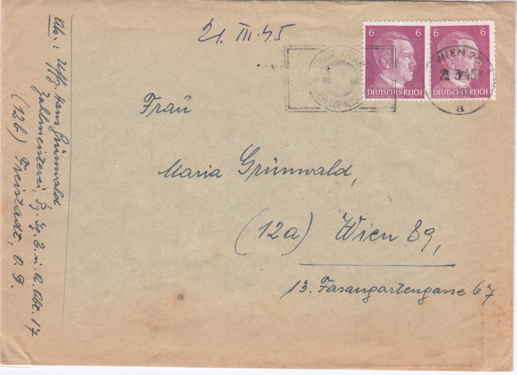 Österreich im III. Reich (Ostmark) Belege - Seite 26 Img59