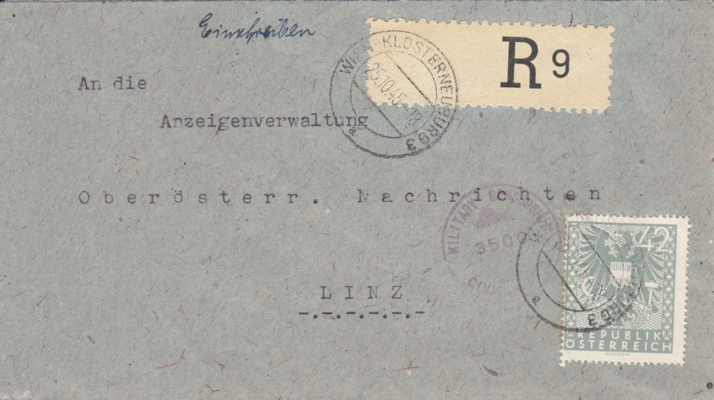Wappenzeichnung  -  ANK 714-736 - Belege - Seite 6 Img68